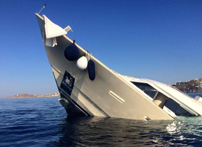 Heartbreaking Photos Show A 6 Million Dollar Yacht