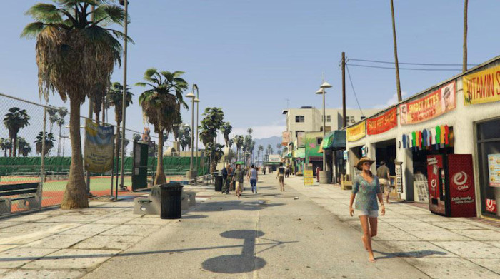 See What The Locations From Grand Theft Auto V Look Like In Real Life (15 pics)