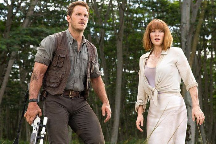 How Chris Pratt And Bryce Dallas Howard Looked Before Jurassic World (5 pics)