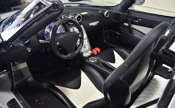 Floyd Mayweather Buys New $4.8 Million Dollar Car (5 pics)