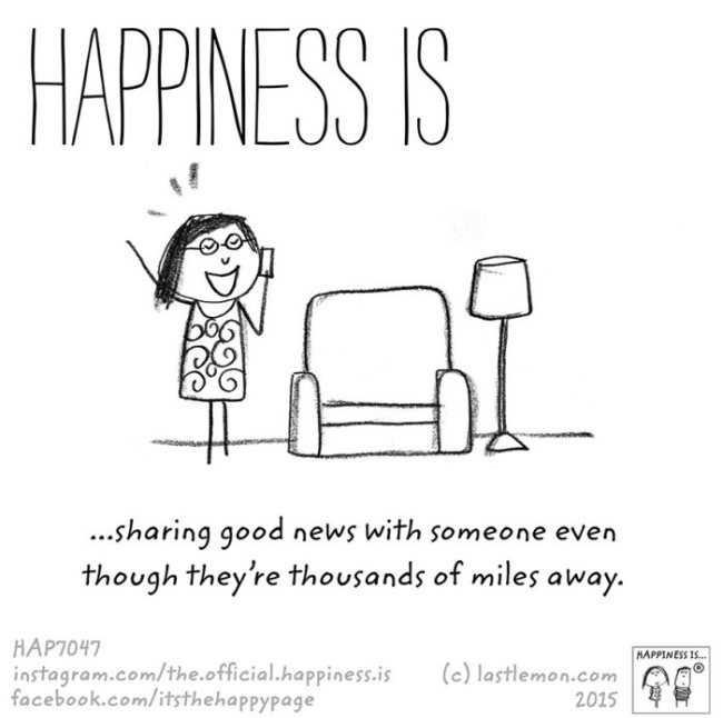 What Does Happiness Mean To You? (30 pics)