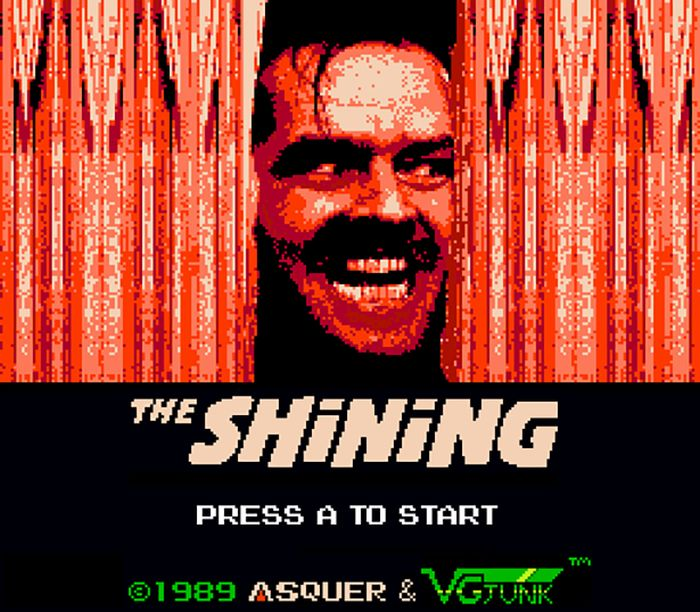 If Classic Movies Were 8-Bit Video Games (12 pics)