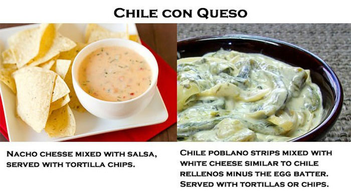 What Americanized Food Is Like Compared To The Real Deal (5 pics)