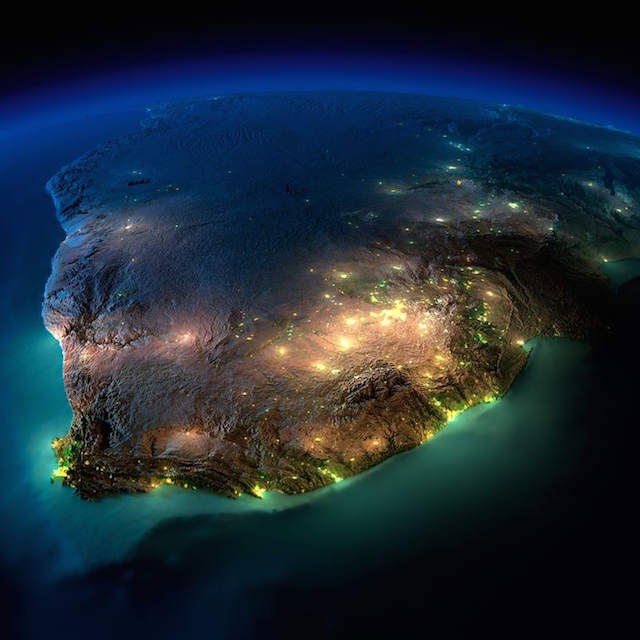 Breathtaking Views Of The Earth At Night (25 pics)