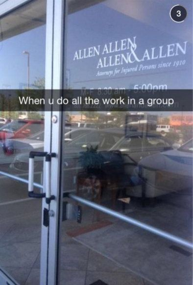Proof That Snapchat Is The Most Ridiculous Place On Earth (22 pics)