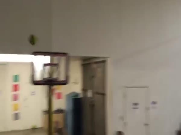The Ultimate Trickshot Dunk