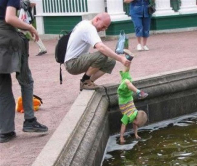 Dads Just Know How To Take Parenting To The Next Level (39 pics)