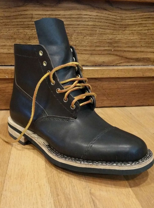 See What It Looks Like When You Make A Pair Of Boots From Scratch (37 pics)