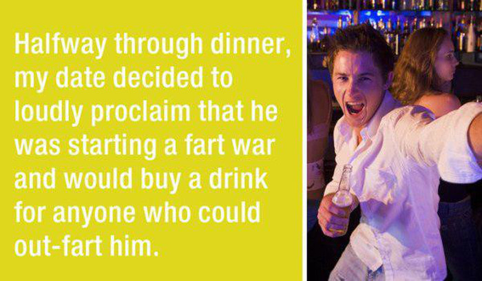 30 First Date Stories That Are Scarier That Any Horror Movie (29 pics)