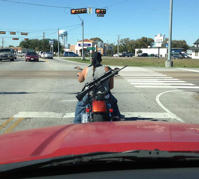 Everything's Bigger And A Whole Lot Crazier In Texas (33 pics)