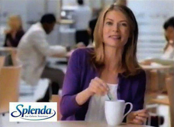 You've Seen This Woman Before Because She's In Every Commercial (13 pics)