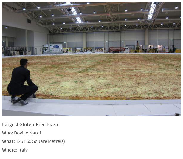 World's Largest Food Records From Around The World (14 pics)