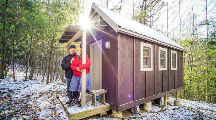 These People Live In Tiny Houses That Are Really Awesome (26 pics)
