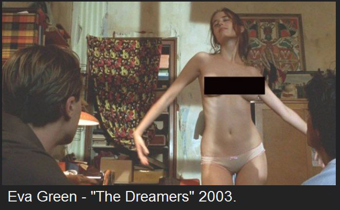 Actresses Who's Careers Started Thanks To Nude Scenes (9 pics)