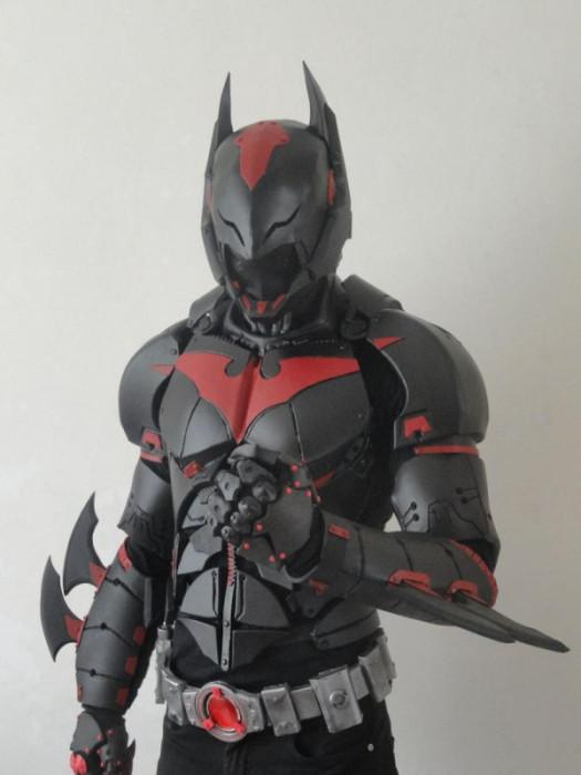 DIY Batman Armor (9 pics)