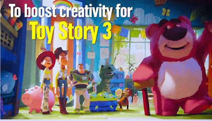 Facts About Pixar Studios (27 pics)