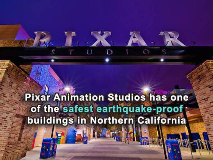 Facts About Pixar Studios (27 pics)