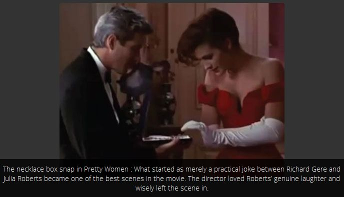 Legendary Movie Scenes That Were An Improv (16 pics)