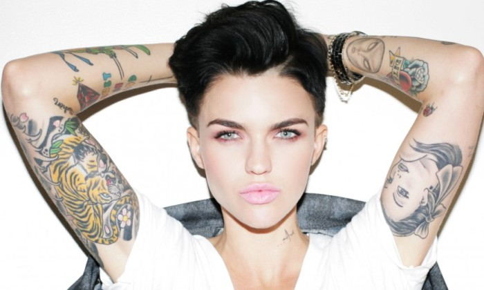 The Sexiest Tattoo Models Of 2015 (20 pics)
