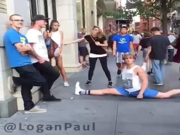 Logan Paul Splitting New York