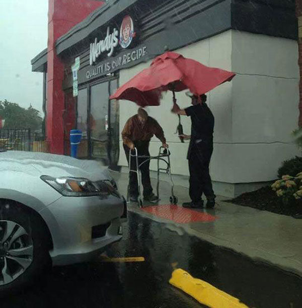 Faith In Humanity Restored (25 pics)