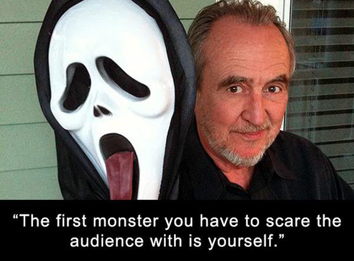 Tribute to Wes Craven (13 pics)