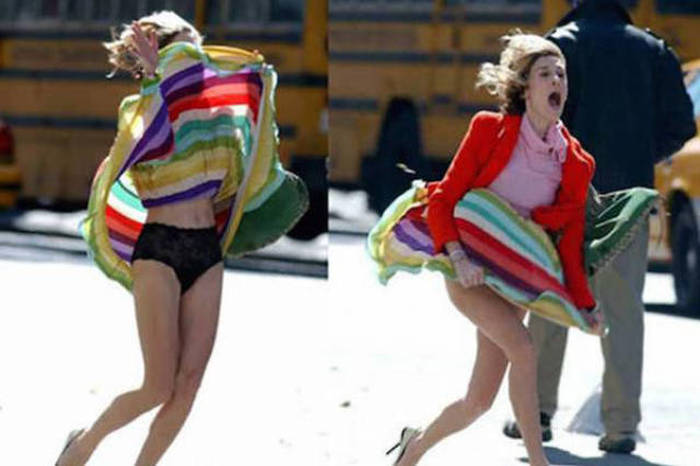 Blown By The Wind (41 pics)