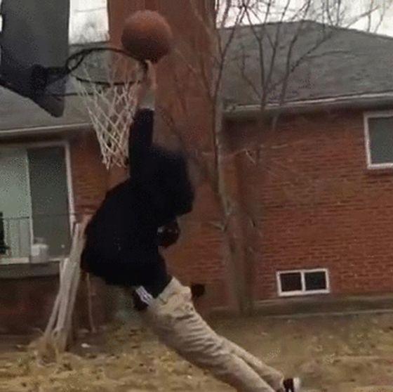 Basketball Fails (24 gifs)