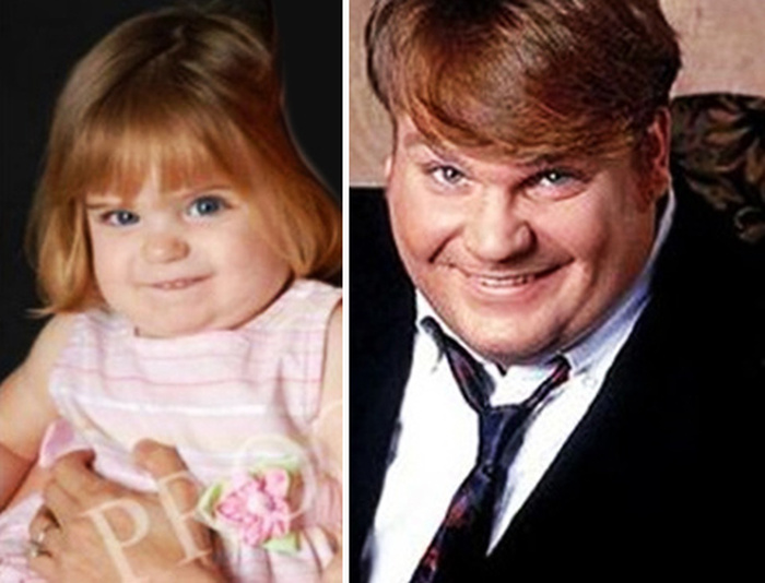 Celebrities And Their Dopplegangers (16 pics)