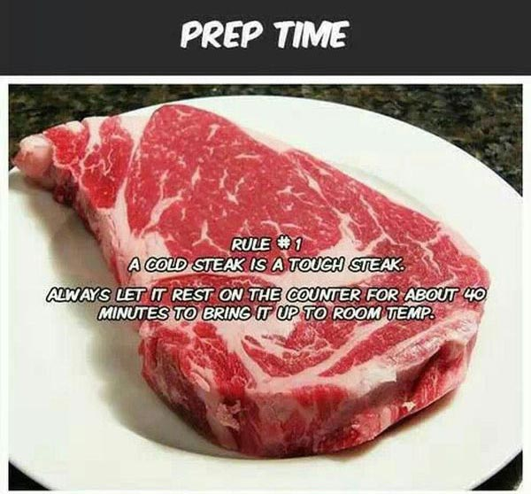 Manly Guide To Grilling Steaks (13 pics)