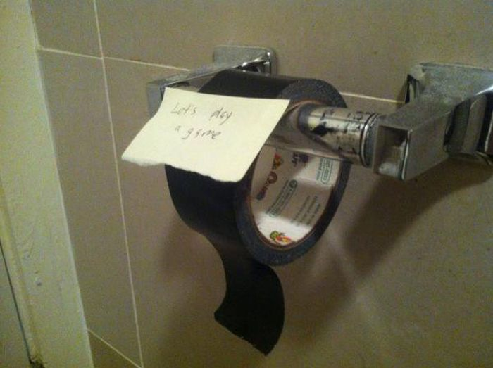 Funny Notes Left By Roommates (17 pics)