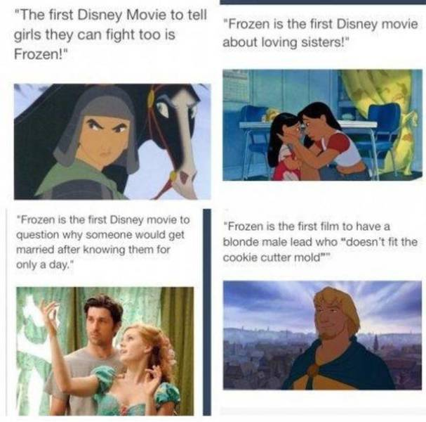 Hidden Gems in Disney  Films (27 pics)