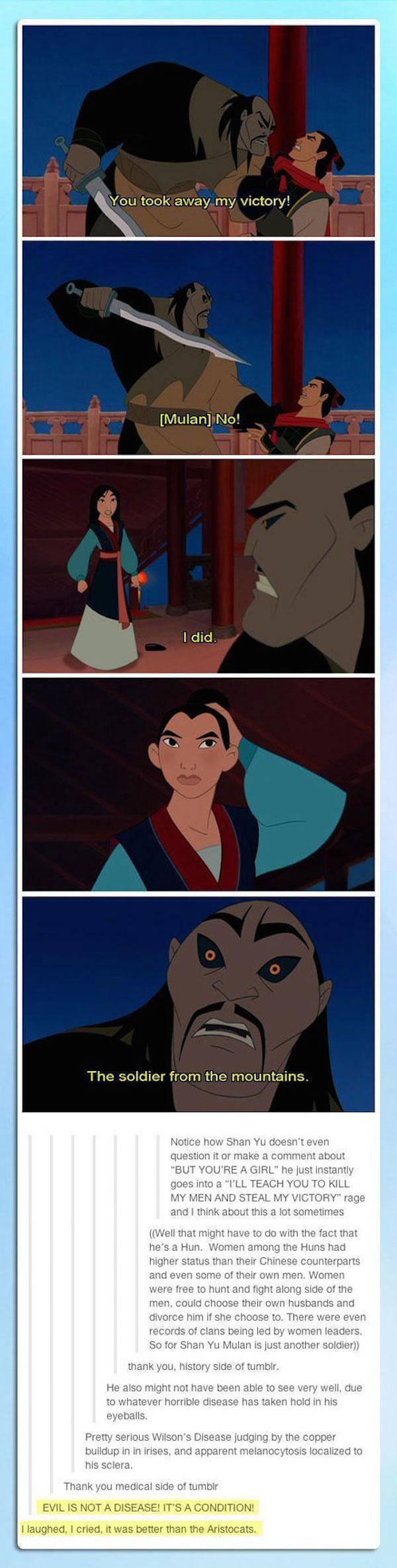 Hidden Gems in Disney  Films (27 pics)