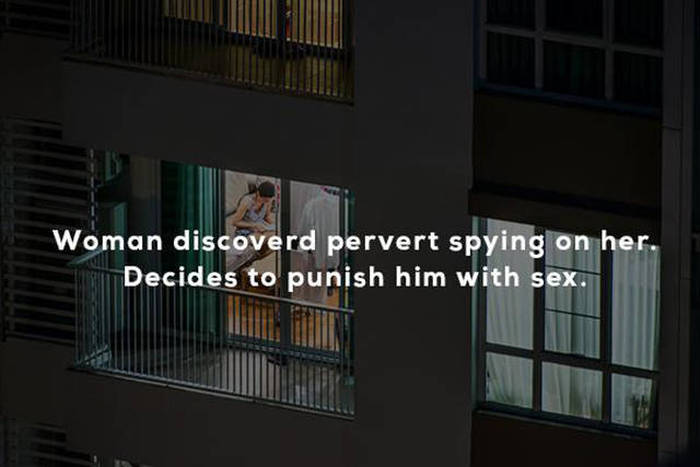 Porn Movies Are Completely Nonsensical (10 pics)