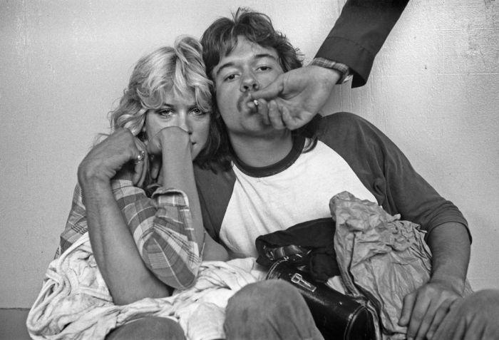 Rolling Stones Concert in 1978 (28 pics)