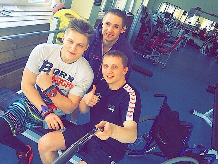 Strong Man Sergei Kutovoy (18 pics)