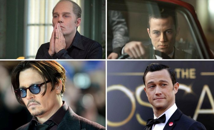 Actors Who Changed Their Looks For Movies (20 pics)
