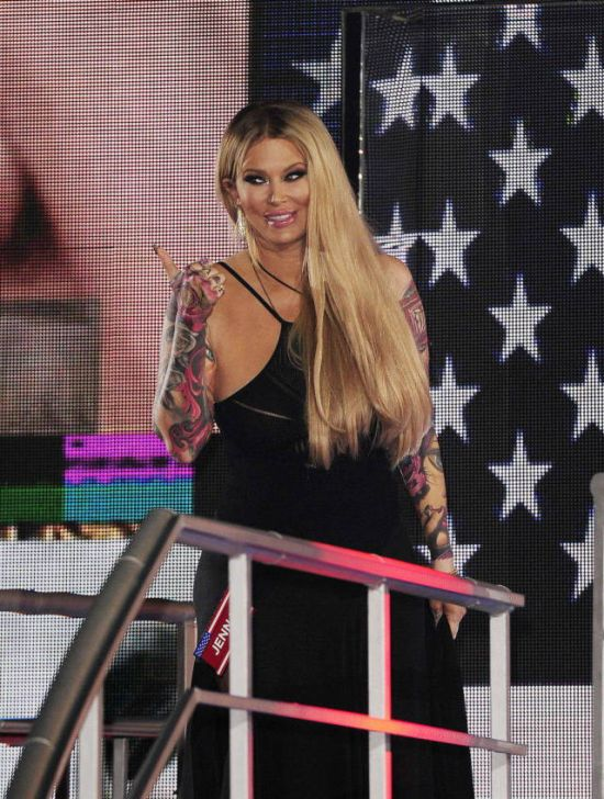 Jenna Jameson Has Changed (9 pics)