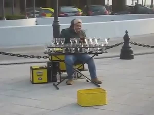 Awesome Street Performance
