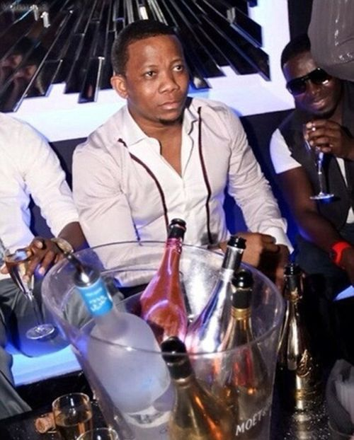The Luxury Life Nigerian Mail Scammer  (5 pics)