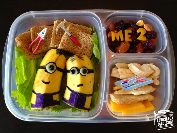 Amazing Lunchboxes (16 pics)