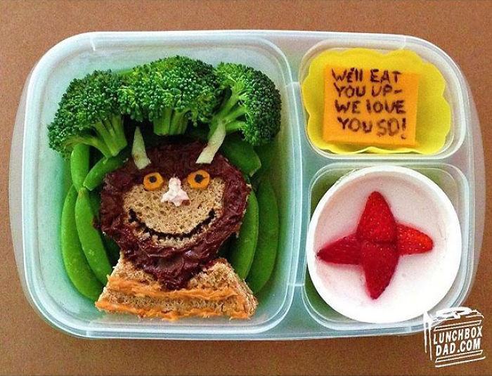 Amazing Lunchboxes (16 pics)