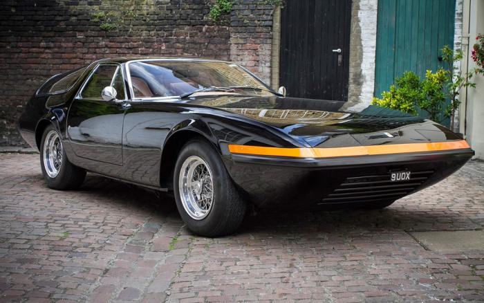 Unique Ferrari (6 pics)