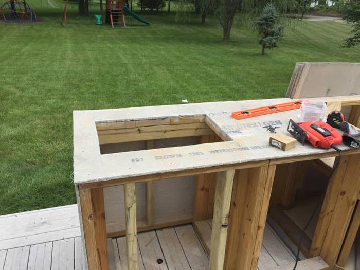 DIY Kitchen Space (36 pics)