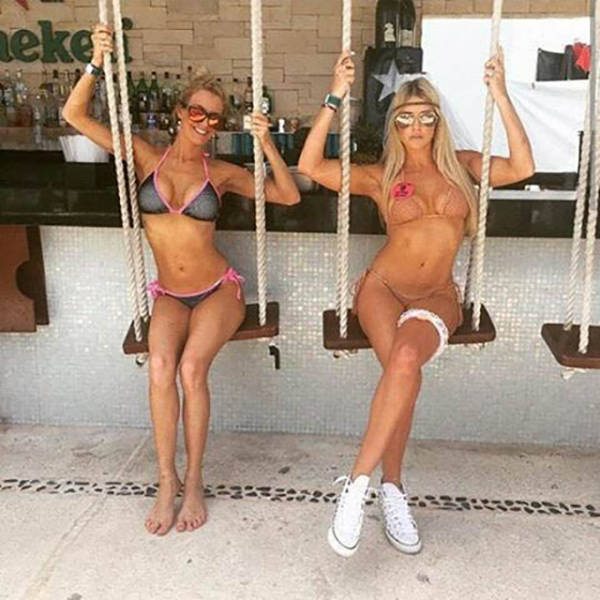 Barbie Blank In Las Vegas (40 pics)