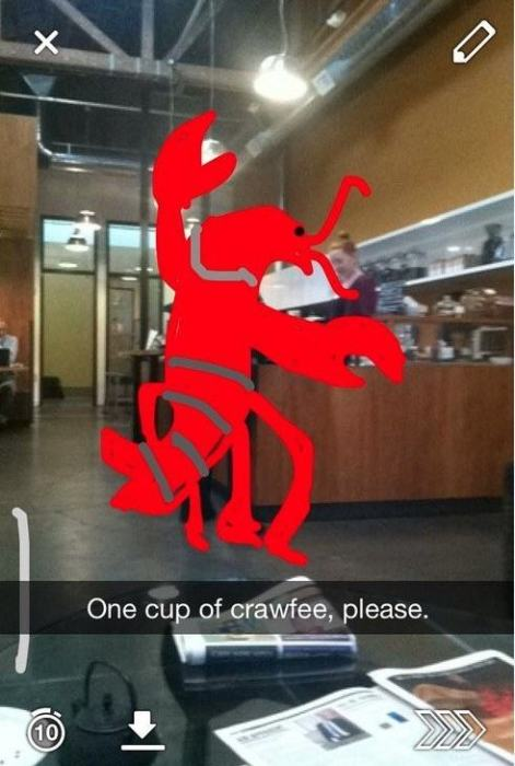 20 Funny Snapchat Puns (20 pics)