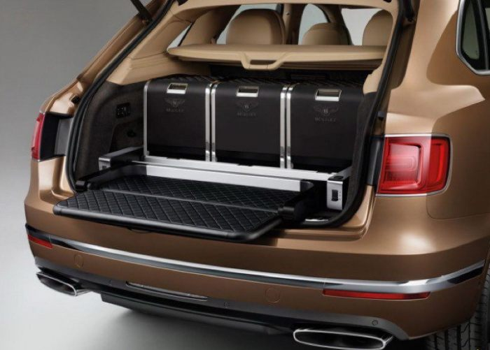 Bentley Bentayga Is The Most Luxurious Crossover In The World (11 pics)