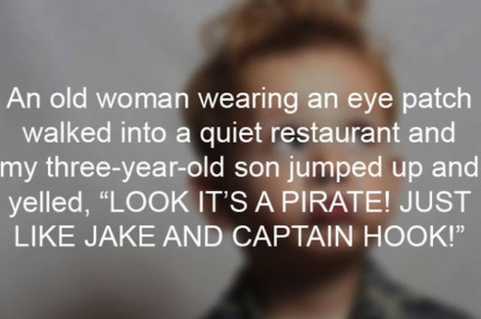 Kids Embarrass Their Parents (16 pics)