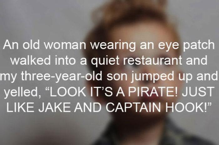 Kids Embarrass Their Parents (16 pics)