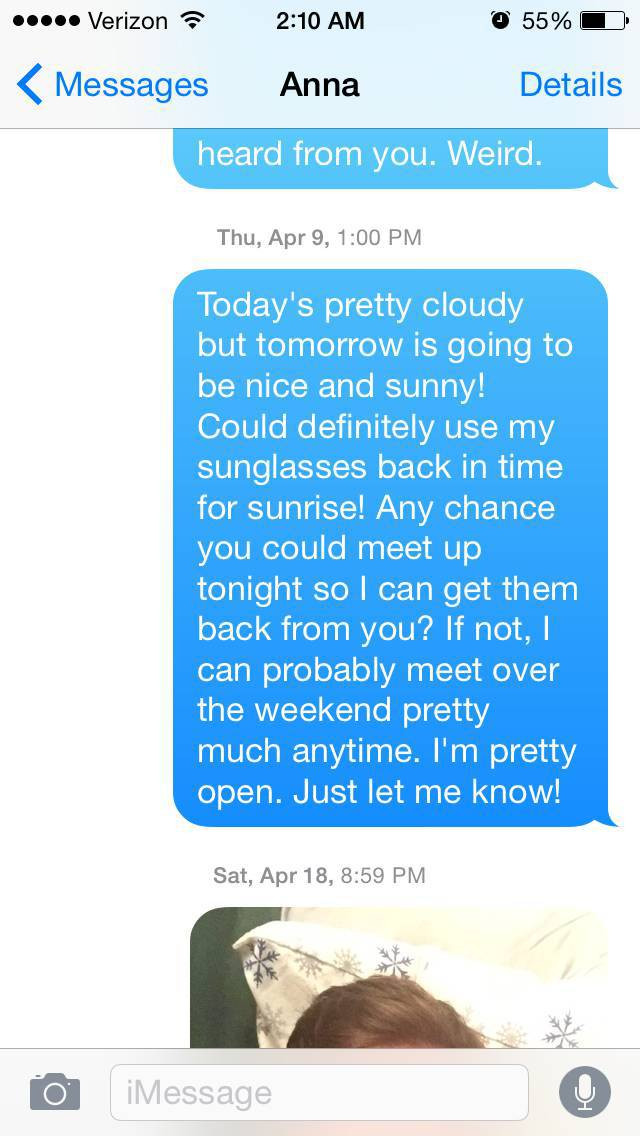 This Guy Wants His Sunglasses Back Really Bad (40 pics)